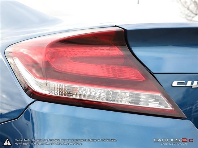 2014 Honda Civic LX (Stk: 181302) in Chatham - Image 11 of 27