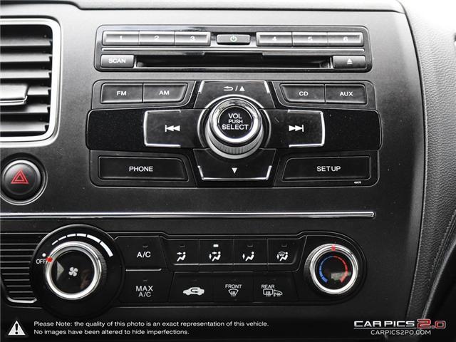 2014 Honda Civic LX (Stk: 181302) in Chatham - Image 19 of 27