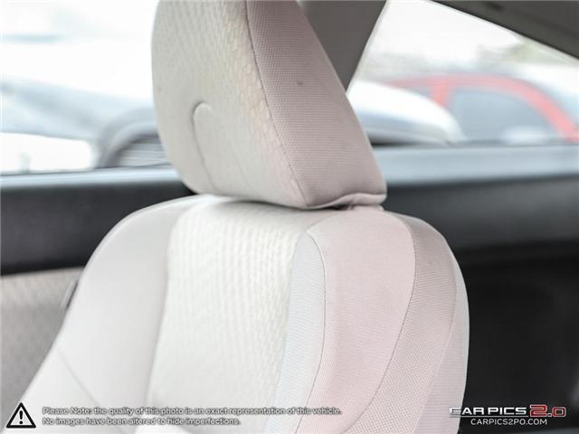 2014 Honda Civic LX (Stk: 181302) in Chatham - Image 22 of 27