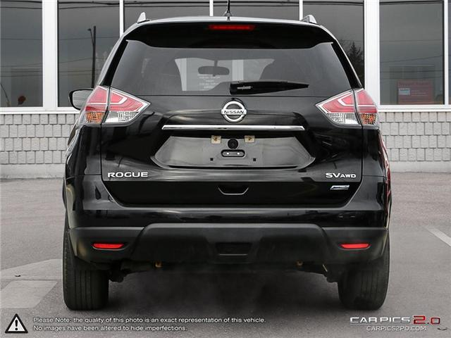 2014 Nissan Rogue S (Stk: 181099) in Chatham - Image 5 of 27