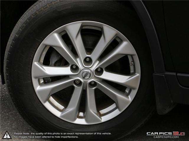 2014 Nissan Rogue S (Stk: 181099) in Chatham - Image 6 of 27