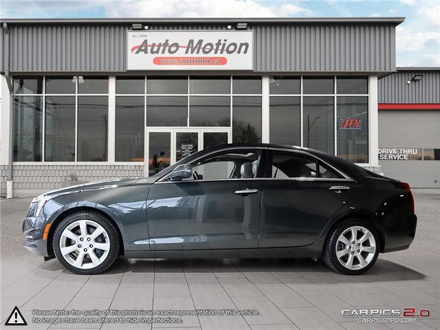 2015 Cadillac ATS 2.0L Turbo (Stk: 1930) in Chatham - Image 3 of 27