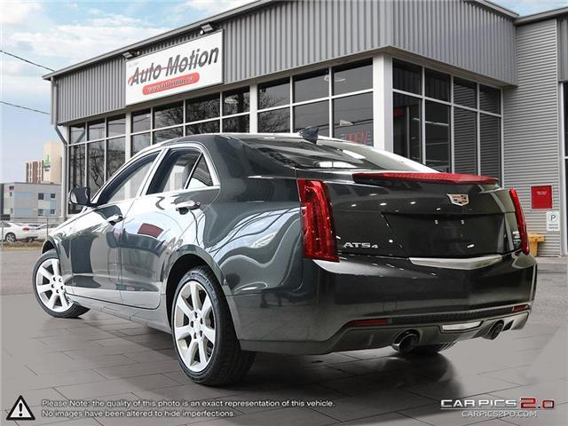 2015 Cadillac ATS 2.0L Turbo (Stk: 1930) in Chatham - Image 4 of 27