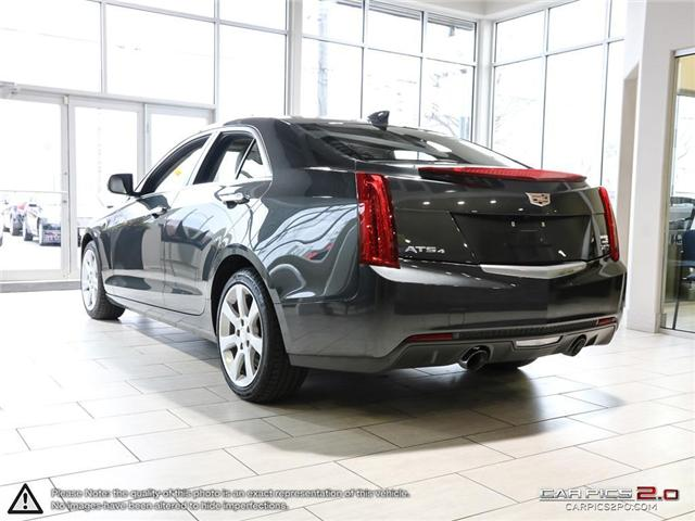 2015 Cadillac ATS 2.0L Turbo (Stk: 1930) in Chatham - Image 6 of 27