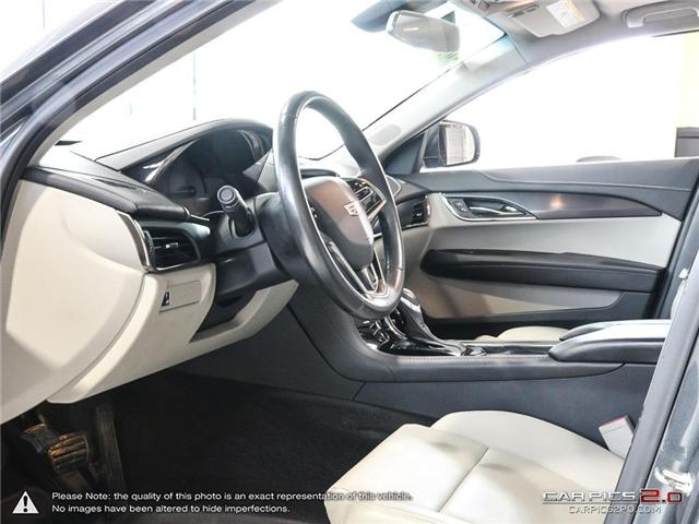 2015 Cadillac ATS 2.0L Turbo (Stk: 1930) in Chatham - Image 14 of 27