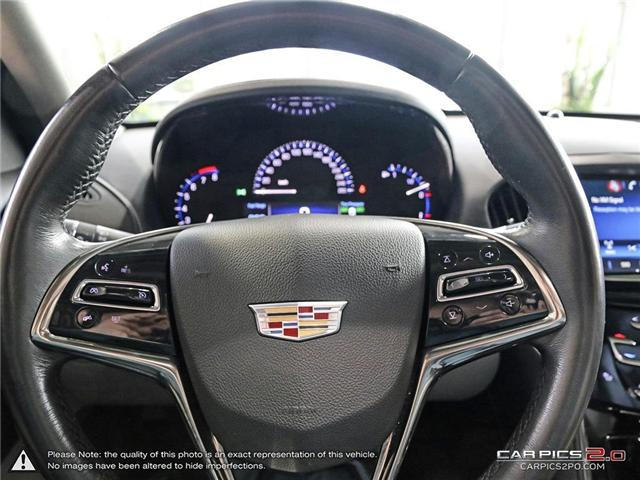 2015 Cadillac ATS 2.0L Turbo (Stk: 1930) in Chatham - Image 15 of 27