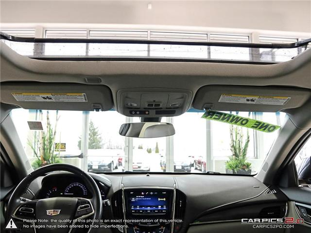 2015 Cadillac ATS 2.0L Turbo (Stk: 1930) in Chatham - Image 24 of 27
