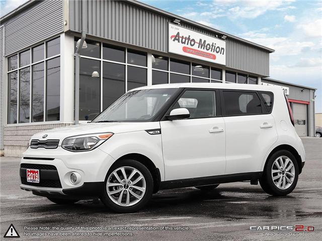 2019 Kia Soul EX (Stk: 1957) in Chatham - Image 1 of 27