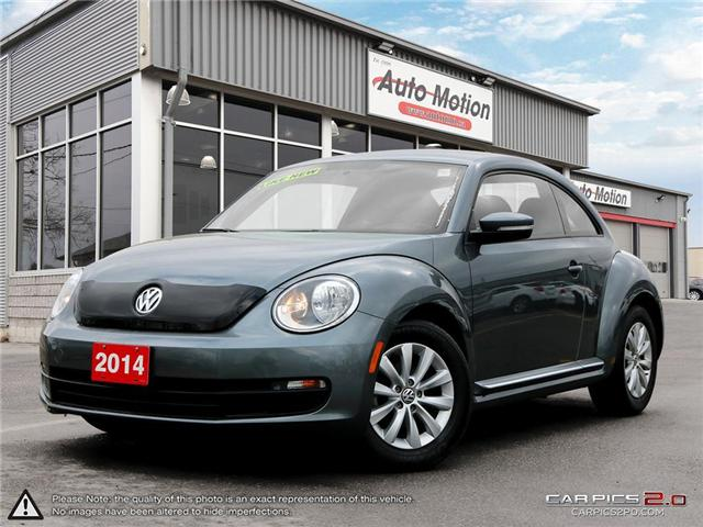 2014 Volkswagen The Beetle  (Stk: 1926) in Chatham - Image 1 of 27