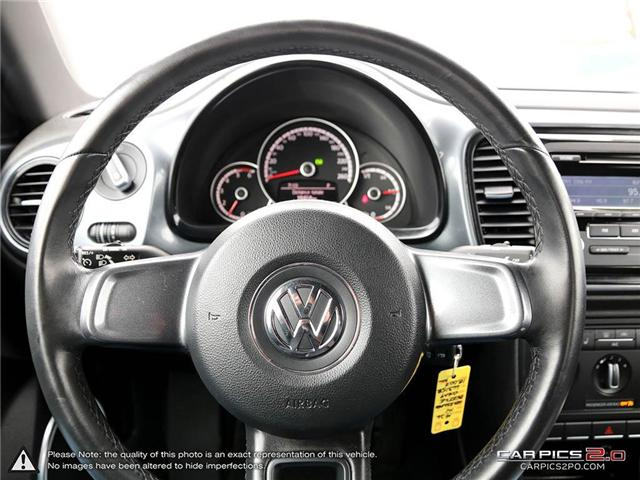 2014 Volkswagen The Beetle  (Stk: 1926) in Chatham - Image 14 of 27