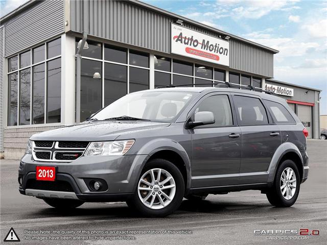 2013 Dodge Journey SXT/Crew (Stk: 1935) in Chatham - Image 1 of 27