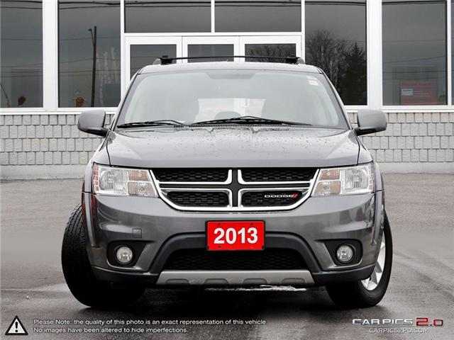 2013 Dodge Journey SXT/Crew (Stk: 1935) in Chatham - Image 2 of 27