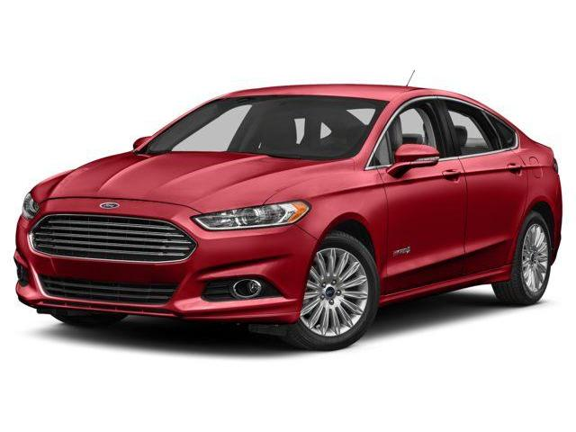 2015 Ford Fusion Hybrid SE (Stk: 19214) in Chatham - Image 1 of 10