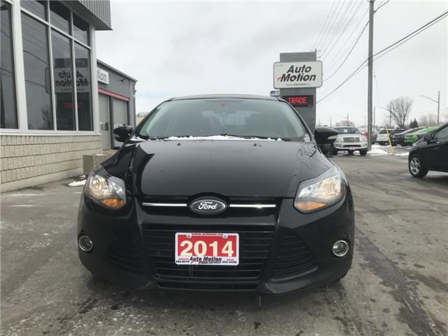 2014 Ford Focus Titanium (Stk: T81320) in Chatham - Image 3 of 14