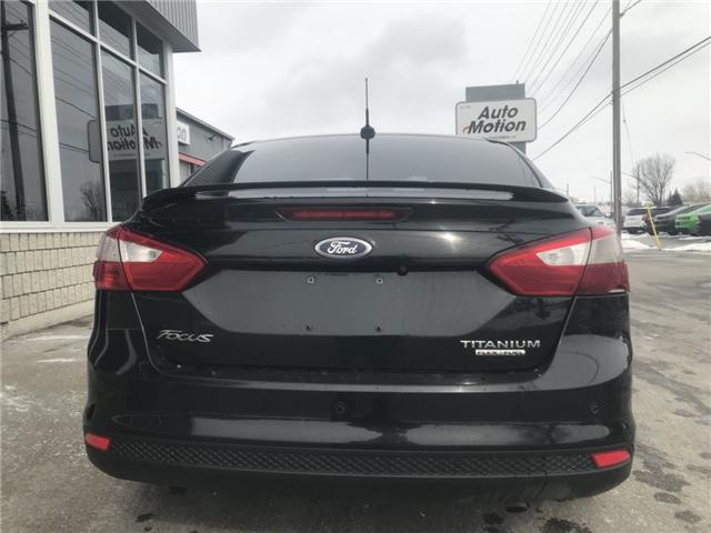 2014 Ford Focus Titanium (Stk: T81320) in Chatham - Image 5 of 14