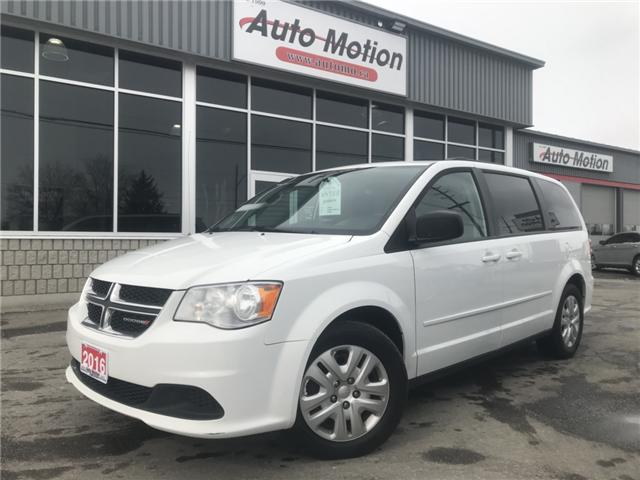 2016 Dodge Grand Caravan SE/SXT (Stk: 19156) in Chatham - Image 1 of 20
