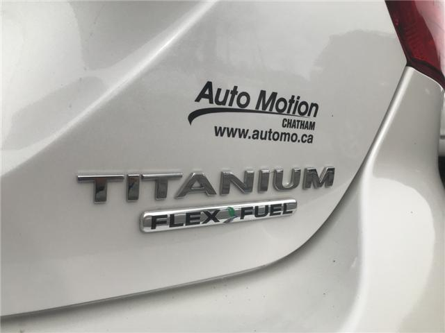 2012 Ford Focus Titanium (Stk: 19191) in Chatham - Image 16 of 16