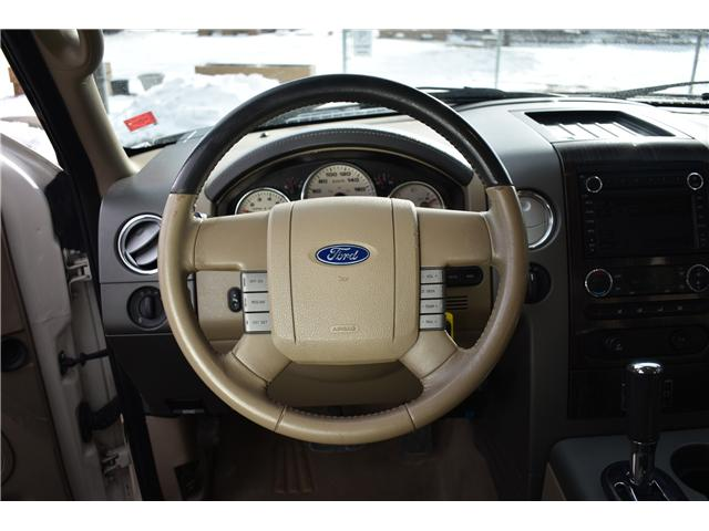 2008 Ford F-150 Lariat (Stk: 19144) in Chatham - Image 9 of 18