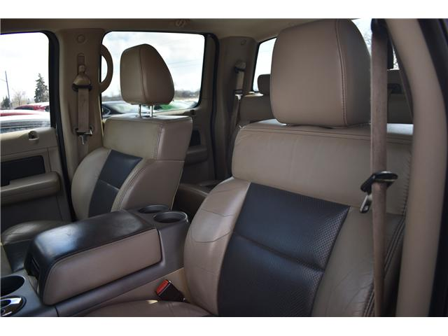 2008 Ford F-150 Lariat (Stk: 19144) in Chatham - Image 16 of 18