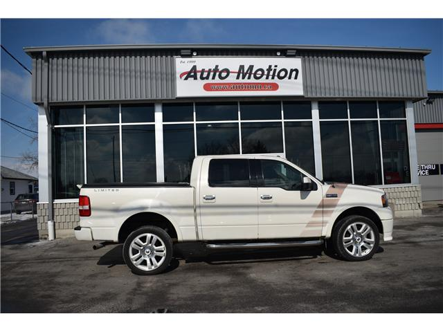2008 Ford F-150 Lariat (Stk: 19144) in Chatham - Image 2 of 18