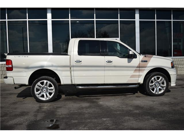 2008 Ford F-150 Lariat (Stk: 19144) in Chatham - Image 5 of 18