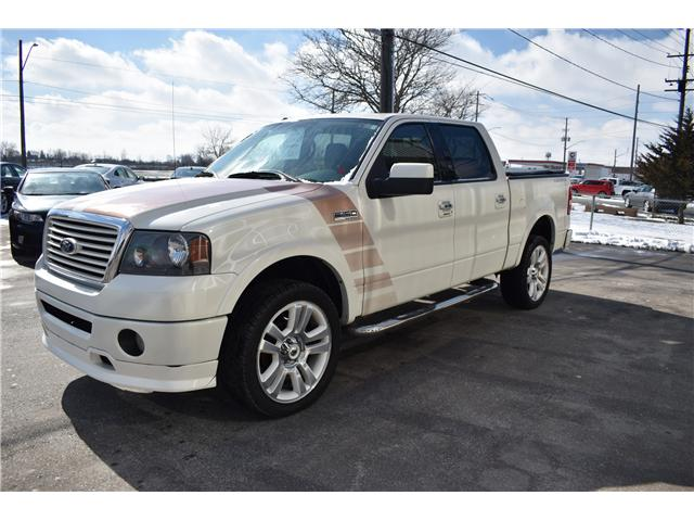 2008 Ford F-150 Lariat (Stk: 19144) in Chatham - Image 4 of 18