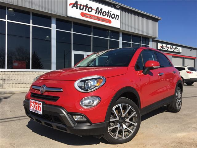 2017 Fiat 500X Trekking (Stk: T19182) in Chatham - Image 1 of 22