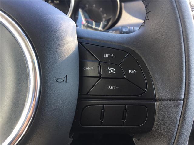 2017 Fiat 500X Trekking (Stk: T19182) in Chatham - Image 13 of 22