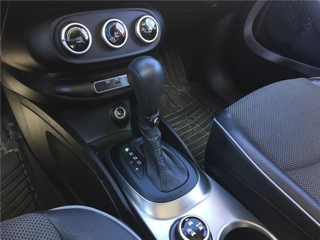 2017 Fiat 500X Trekking (Stk: T19182) in Chatham - Image 17 of 22