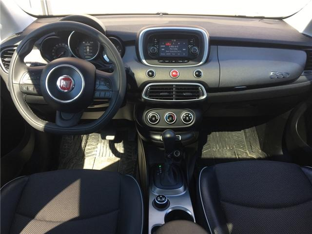 2017 Fiat 500X Trekking (Stk: T19182) in Chatham - Image 9 of 22