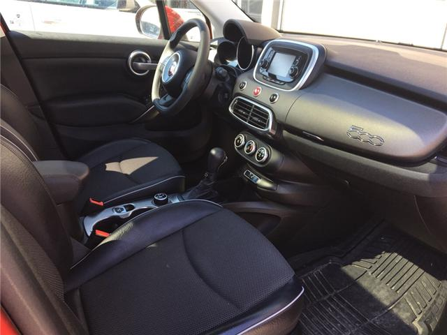 2017 Fiat 500X Trekking (Stk: T19182) in Chatham - Image 10 of 22