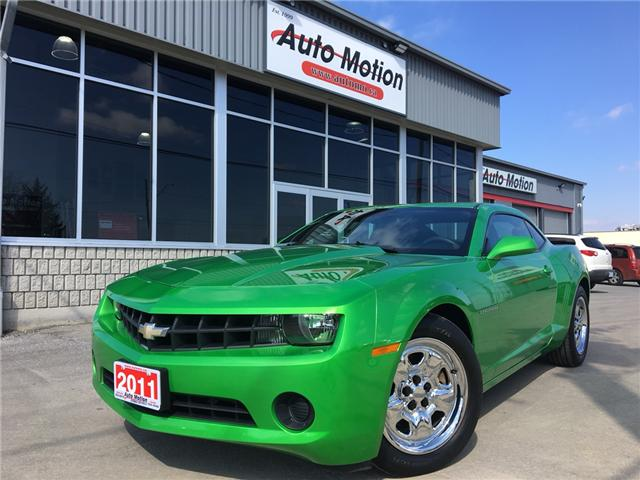 2011 Chevrolet Camaro  (Stk: T9113) in Chatham - Image 1 of 16