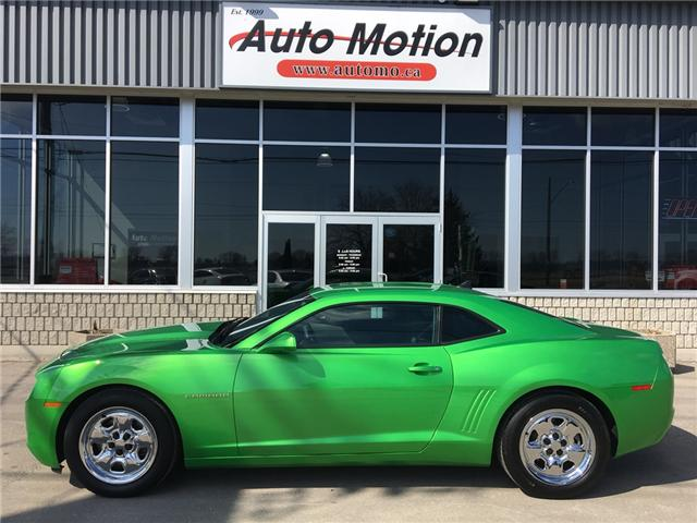 2011 Chevrolet Camaro  (Stk: T9113) in Chatham - Image 2 of 16