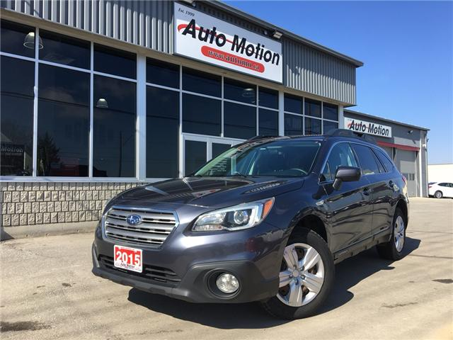2015 Subaru Outback 2.5i (Stk: 19222) in Chatham - Image 1 of 21