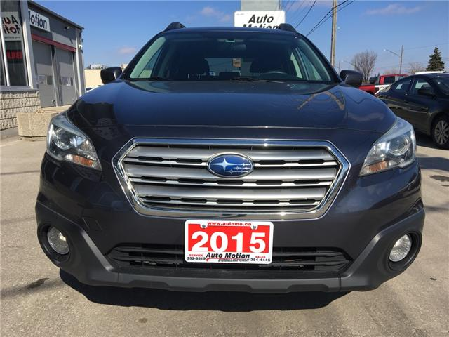 2015 Subaru Outback 2.5i (Stk: 19222) in Chatham - Image 4 of 21