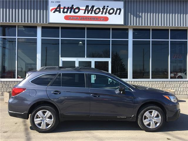 2015 Subaru Outback 2.5i (Stk: 19222) in Chatham - Image 3 of 21