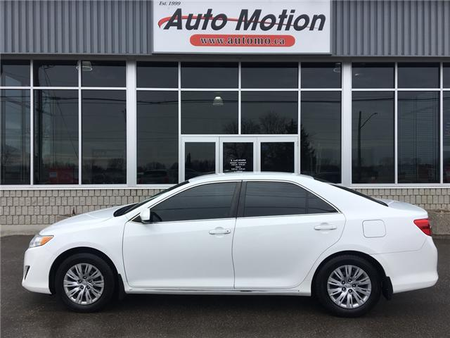 2014 Toyota Camry LE (Stk: 19226) in Chatham - Image 2 of 18