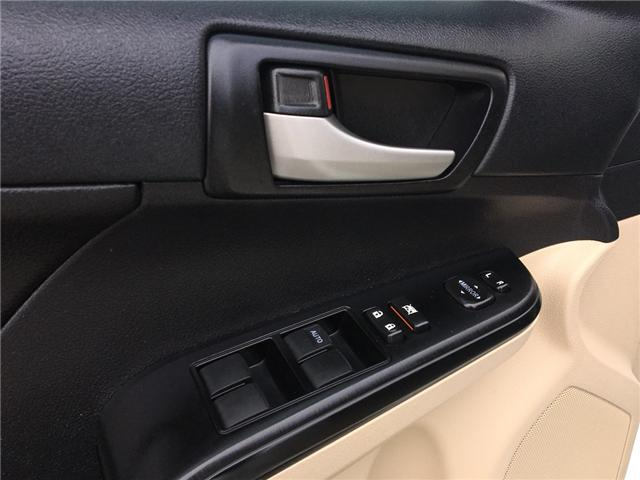 2014 Toyota Camry LE (Stk: 19226) in Chatham - Image 16 of 18