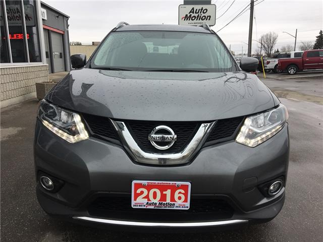 2016 Nissan Rogue SL Premium (Stk: 19232) in Chatham - Image 4 of 21