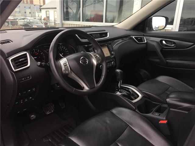 2016 Nissan Rogue SL Premium (Stk: 19232) in Chatham - Image 9 of 21