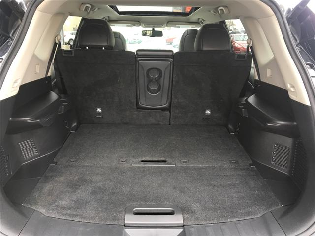2016 Nissan Rogue SL Premium (Stk: 19232) in Chatham - Image 21 of 21