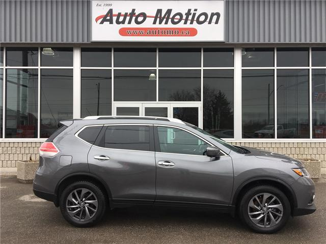 2016 Nissan Rogue SL Premium (Stk: 19232) in Chatham - Image 3 of 21