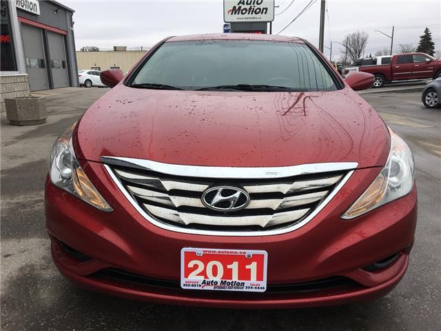 2011 Hyundai Sonata GLS (Stk: 19211) in Chatham - Image 4 of 17