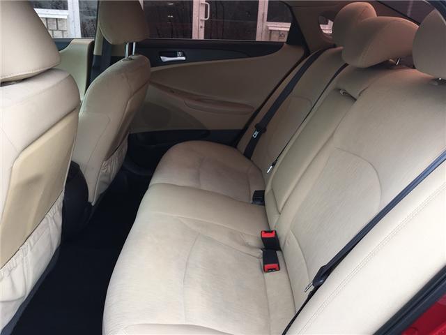2011 Hyundai Sonata GLS (Stk: 19211) in Chatham - Image 17 of 17
