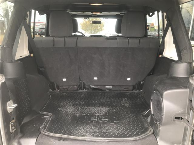 2011 Jeep Wrangler Unlimited Sahara (Stk: 19239) in Chatham - Image 19 of 19