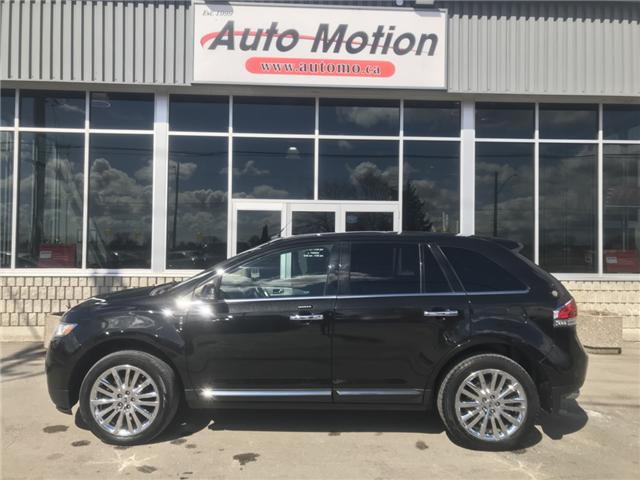 2015 Lincoln MKX Base (Stk: 19261) in Chatham - Image 2 of 24