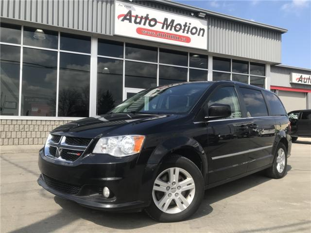 2016 Dodge Grand Caravan Crew (Stk: 19215) in Chatham - Image 1 of 22