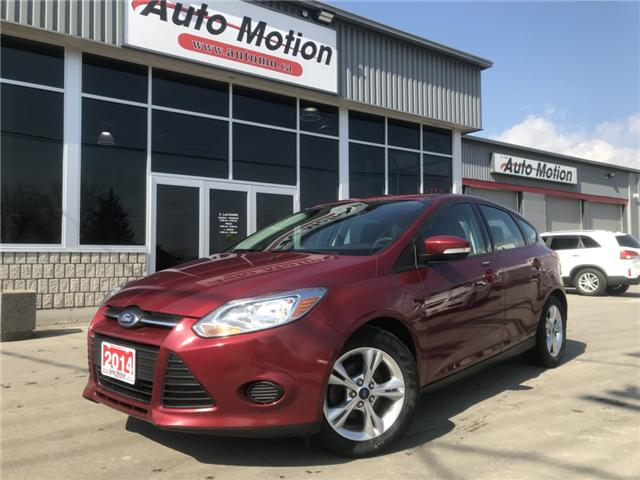 2014 Ford Focus SE (Stk: 19258) in Chatham - Image 1 of 21
