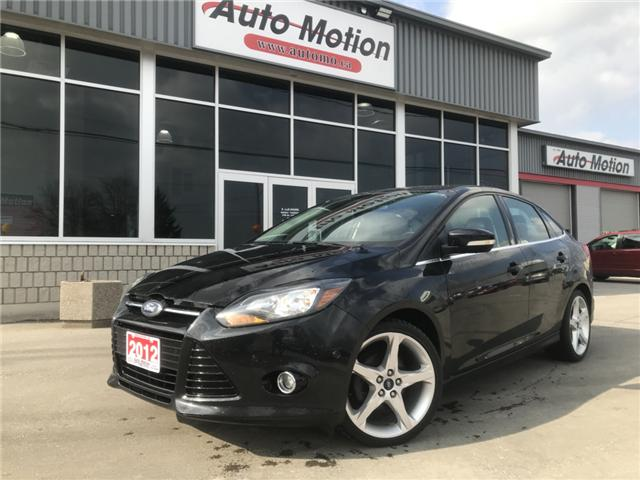 2012 Ford Focus Titanium (Stk: 19228) in Chatham - Image 1 of 21