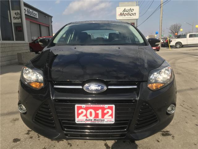 2012 Ford Focus Titanium (Stk: 19228) in Chatham - Image 4 of 21